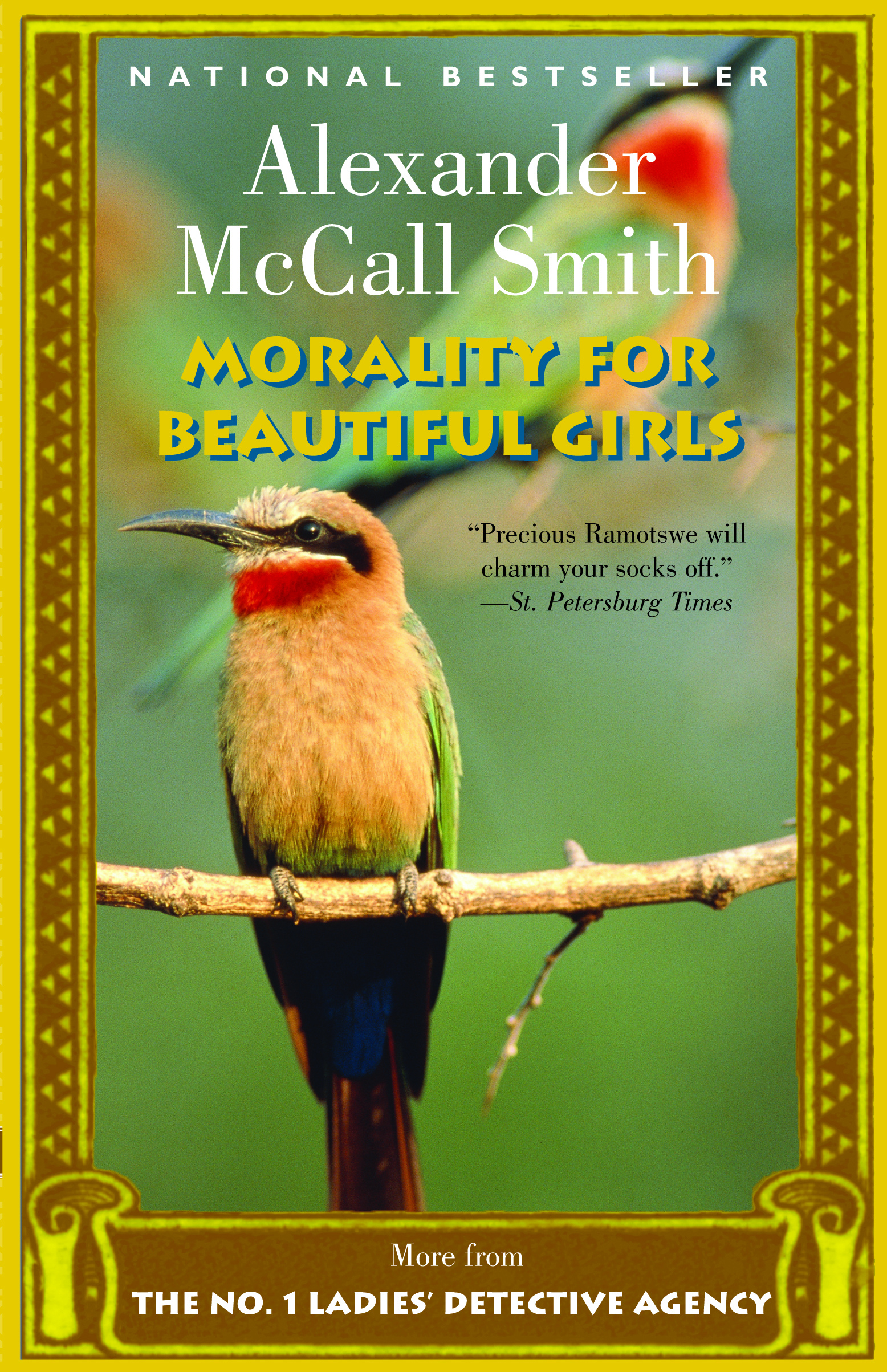 Morality For Beautiful Girls Alexander Mccall Smith