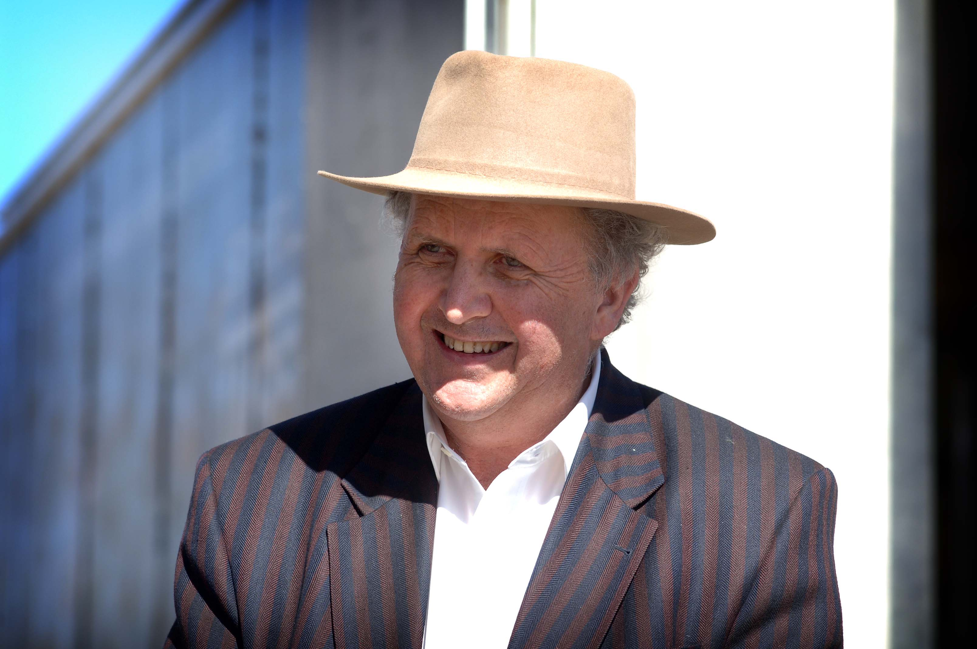 Alexander McCall Smith in Botswana