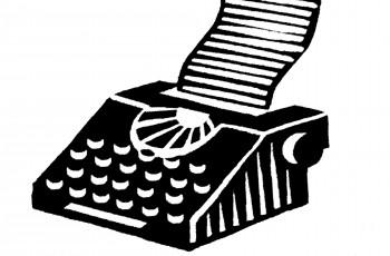 Typewriter by Iain McIntosh