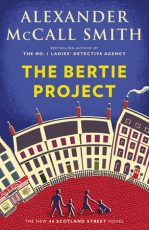The Bertie Project in papercover