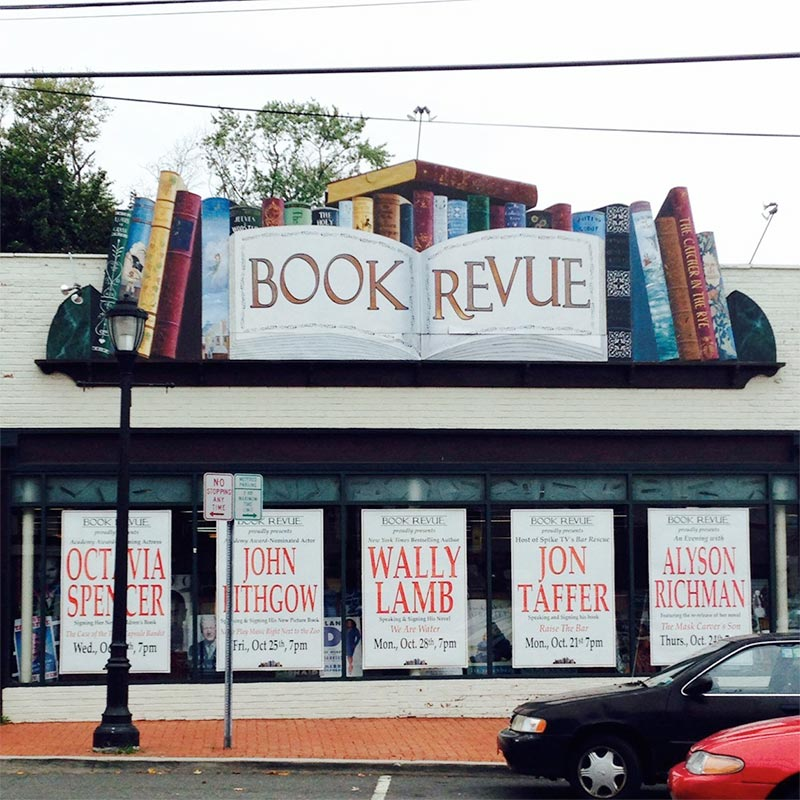 Book Review, Long Island