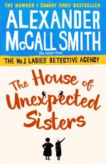The cover for The House of Unexpected Sisters (UK Edition)